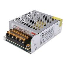 110V/220V to DC 12V 5A 60W Volt Transformer Switch Power Supply for Led US M2D4