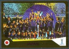PANINI-2019 FIFA 365- #399-2018 WORLD CUP-FRANCE 4 CROATIA 2-FRANCE CELEBRATE!