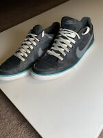 Nike Capri  Leather Charcoal/Cool Grey/Dusty Cactus/White 579622 030. Size US 11