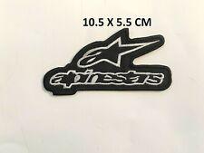 Alpinestar Motorsports Bikers  Patch Iron On Sew On Jeans Jacket Clothe #470