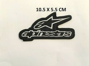 Alpinestar Motorsports Bikers  Patch Iron On Sew On Jeans Jacket Clothe #470