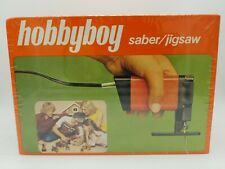 Vintage Craft Saber Jig Saw HobbyBoy RARE York Crafts