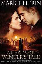 A New York Winter's Tale, Helprin, Mark, New