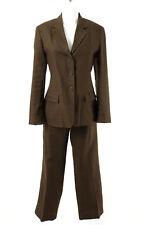 WEEKEND by Max Mara Hosenanzug Gr. 40 / L 100% Leinen Blazer Hose Business Suit