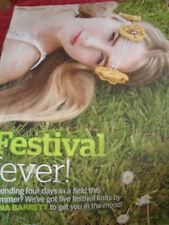 Quick & Easy 5 Festival/Summer Knitting Patterns