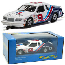 NEW Scalextric C4035 Ford Thunderbird - BL/WHT/Red 1/32 Slot Car FREE US SHIP