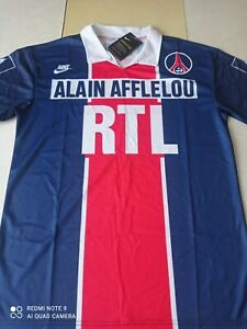MAILLOTPSG 1990-1991 vintage ** taille : S,M,L,XL,XXL **NIKE