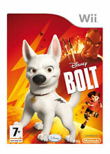 Disney's Bolt (Wii), Very Good Nintendo Wii, Nintendo Wii Video Games