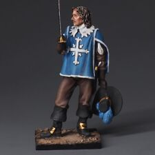 Tin soldiers, 54mm.Aramis.The king's Musketeers