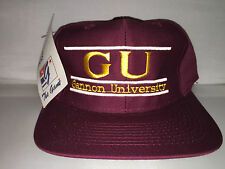 Vtg Gannon University Golden Knights Snapback hat cap NCAA College nwt The Game