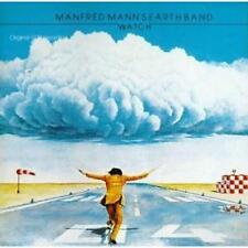 Manfred Mann's Earth Band - Watch CD SEALED NEW / OUT OF PRINT COHESION