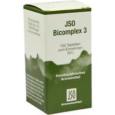 JSO BICOMPLEX HEILM NR 3 150St Tabletten PZN:544846