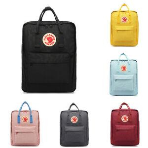 Fjällräven Kanken Rucksack Schule Freizeit Backpack 20L/16L/7L Tagesrucksäck DE