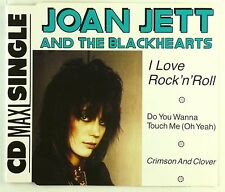 Maxi CD - Joan Jett And The Blackhearts - I Love Rock'n'Roll - A4121