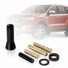 "3.5cm 1.3"" Car Antenna AMFM Radio Signal Carbon Fiber For FORD EVEREST 2015-2020"