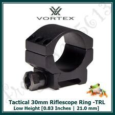 VORTEX Tactical 30mm Riflescope Ring - Low Height -TRL   Sold Individually