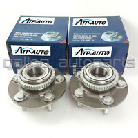 Front Wheel Bearing Hubs Assembly Suits Ford AU BA BF Falcon 1998-2010 ATP HUB