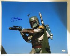 Jeremy Bulloch Signed Autographed Boba Fett 16x20 Photo Star Wars JSA COA 4