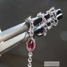 1.76ctw Oval Brilliant Ruby Bracelet R7429 Diamonds by Lauren