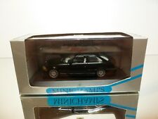MINICHAMPS 22301 BMW M3 COUPE E36 1992 - BLACK 1:43 RARE - EXCELLENT IN BOX