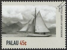 CACHALOT Gaff Cutter Boat WWII Little Ships of Dunkirk Stamp
