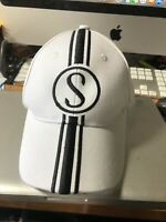 Stingray Cottonpicker Baseball Cap Cotton picker hat ball cap metal tag on back