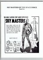 Jack Kirby Comic Art Showcase #1 Sky Masters of the Space Force Book One 1980