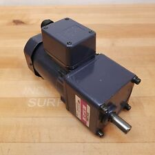 SPG Co. Ltd S9I90GTH-TCE Induction Motor With S9KC3.6BH Gear Reducer - USED
