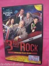 3rd Rock From the Sun Complete Season Two 2 3 DVD Set