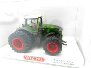 (SVH771) Wiking 0361 62 Traktor Fendt 1050 Vario mit Zwillingsreifen 1:87 OVP