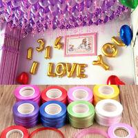 Decor Wedding Decoration DIY Curling Gifts Wrapping Silk Balloon Ribbon Roll