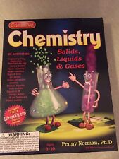 Science Wiz Chemistry Set *NIB*