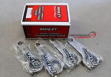 Manley H Beam Connecting Rods Acura Integra GSR B18C1 & Type R B18C5 - 14026-4