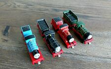 Thomas the Tank Engine Diecast Bundle Lot - Donald, James, Emily & Edward Trains