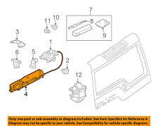LAND ROVER OEM 10-16 LR4 Liftgate-Lock Actuator Motor FUG500010