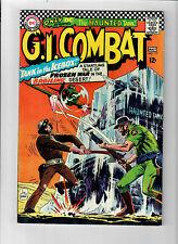 G.I. COMBAT #117 - Grade 6.0 - Silver Age Joe Kubert cover!