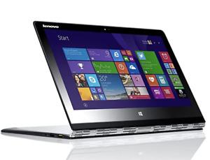"""NEW Lenovo Yoga 3 Pro 13.3"""" QHD Intel Core M-5Y71, 8 GB DDR3, 256GB - Silver"""