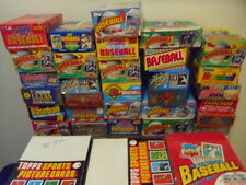 Lot Of 100 Old Baseball Cards In Unopened Packs! Two FREE Hall Of Famer Cards