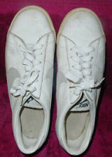 Vintage 1980s Nike Leather Tennis Court Shoes Womens Size 8 ~ 821101 Ht