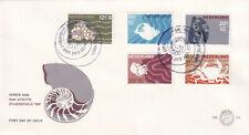(40223) Netherlands FDC Sea Shells 1967