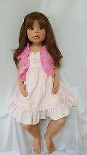 RARE Masterpiece Doll Jennifer Sitter Doll By Monika Levenig Hard to Find