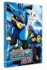 DVD Pokemon New Generation Lucario et le Mystère de Mew Film 8 Gaumont Vidéo TF1