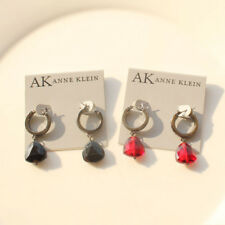 New Anne Klein Acrylic Drop Dangle Earrings Gift Women Jewelry 2Colors Available