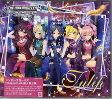 THE IDOLM@STER CINDERELLA GIRLS STARLIGHT MASTER 02 TULIP-JAPAN CD C65