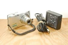Nikon CoolPix S3300 Digital Camera w/ Charger and Cable - 16MP, Wide 6x Zoom