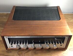 Marantz Model 2275 Stereo Receiver Wood Case, Original Box, One Owner, WORKS!