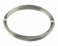 5 FEET 18 GAUGE 1.0 MM  STAINLESS STEEL ZINC FREE WIRE