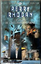 ANTICIPATION ¤ PERRY RHODAN n°267 ¤ LE PLAN D'ACCOMPLISSEMENT ¤ 2010 fleuve noir