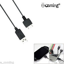 2 in 1 USB Data Transfer Sync Cable Charger For PS Vita PSVita PSV Game