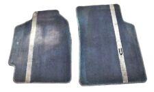 88 89 90 91 Honda CRX Oem FLOOR MATS Carpet Mat BLUE Trim SI HF DX